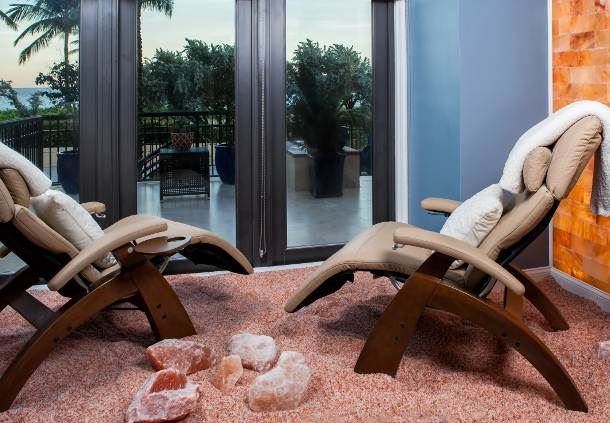 nSpa - Relaxation Area