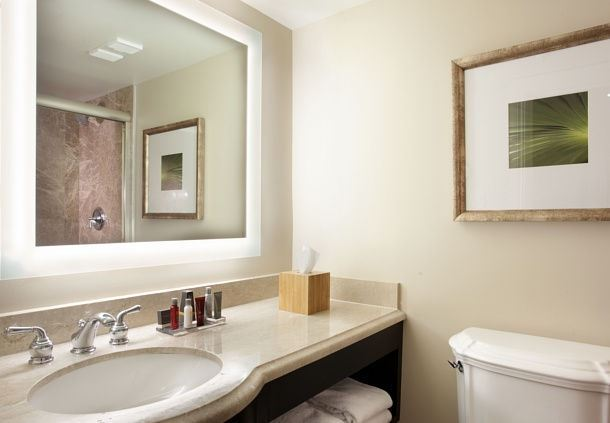 Guest Bathroom - South Tower