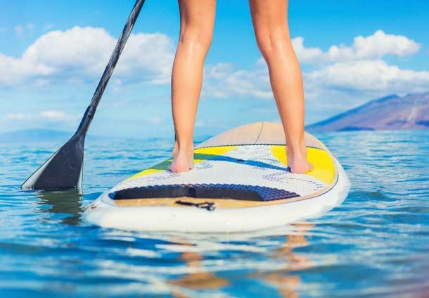 Discover Delray from your paddleboard
