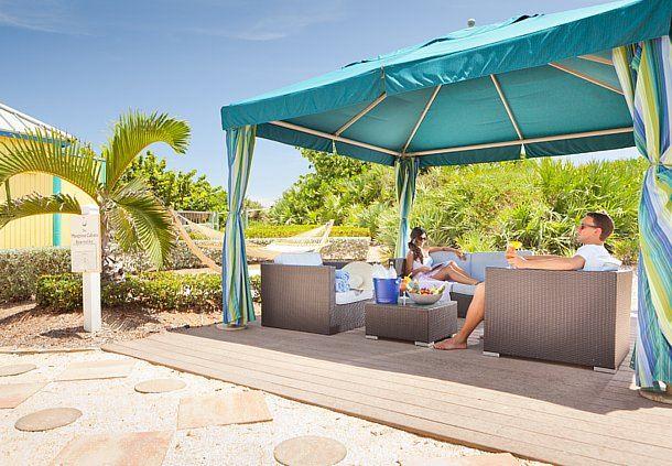 Comfortable Cabana