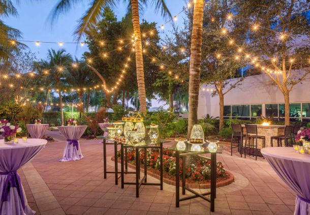 Courtyard Events