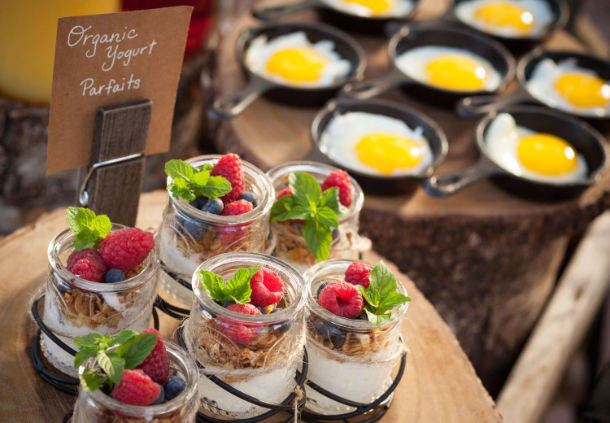Breakfast Catering