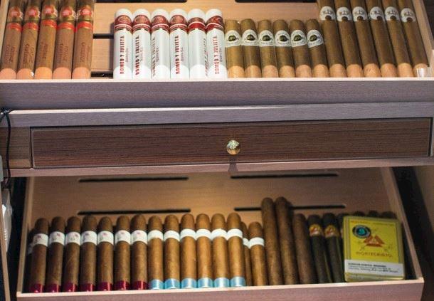 3800 Ocean - Cigars