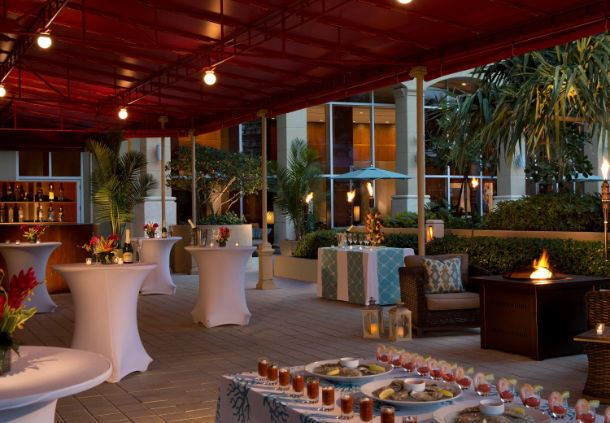 Veranda Function Space