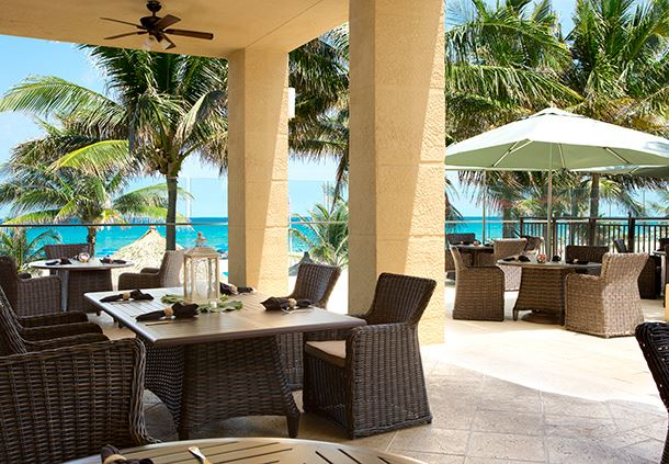 3800 Ocean - Outdoor Dining