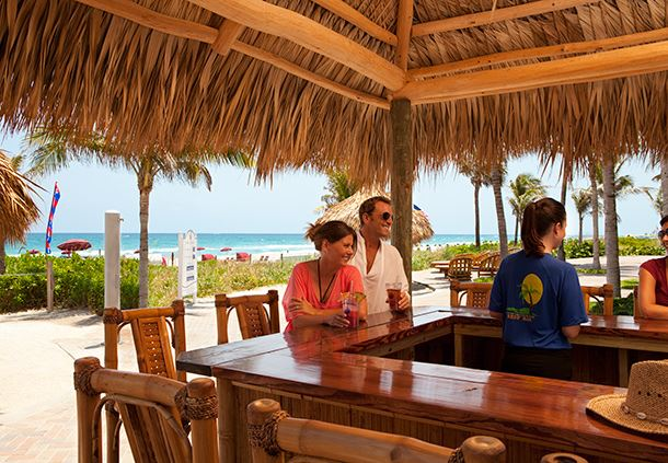 Paradise Island Tiki Bar & Grill