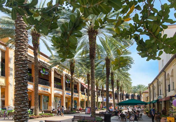 CityPlace North Colonnade