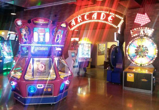Revolutions Arcade