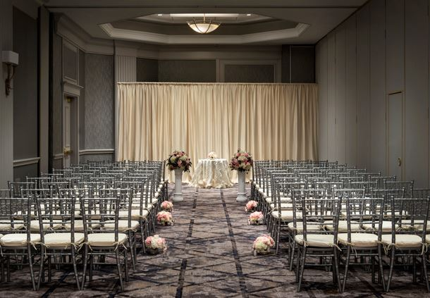 Meeting Room - Bridal Setup