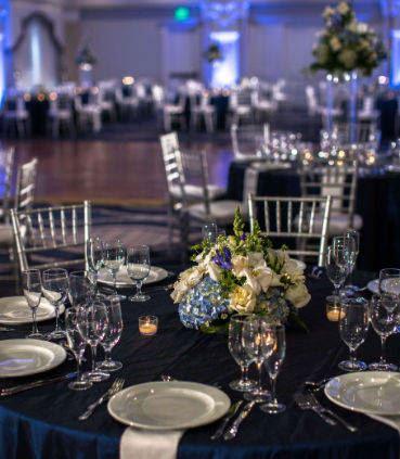 Junipers Ballroom - Details