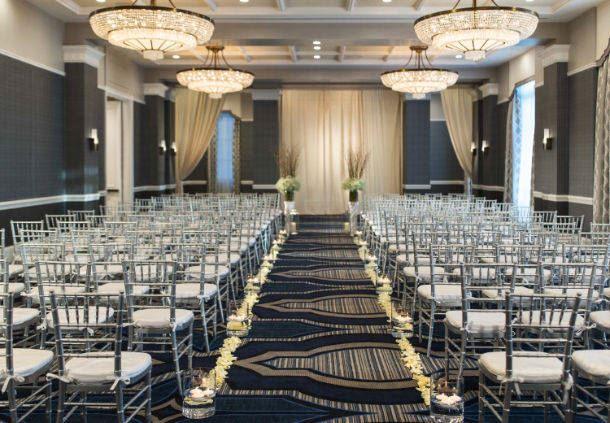 Grand Ballroom - Ceremony