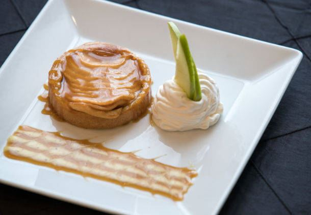 Signature Dishes - Apple Tart