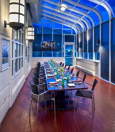 Legends Private Dining Room - Sky Box