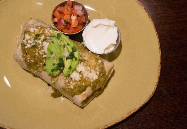 Phoenix Rising Burrito