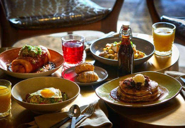 Marston's Cafe - Breakfast