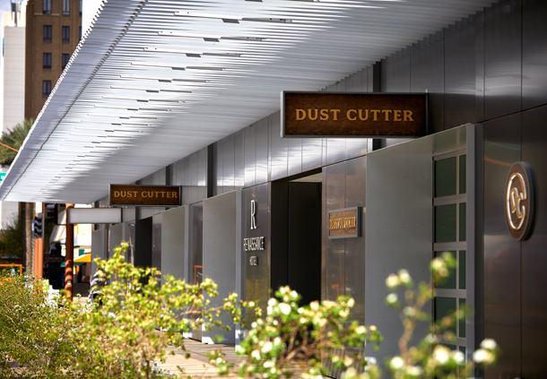 Dust Cutter