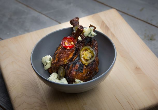 Dust Cutter - Roasted Pepper & Garlic Pork Wings