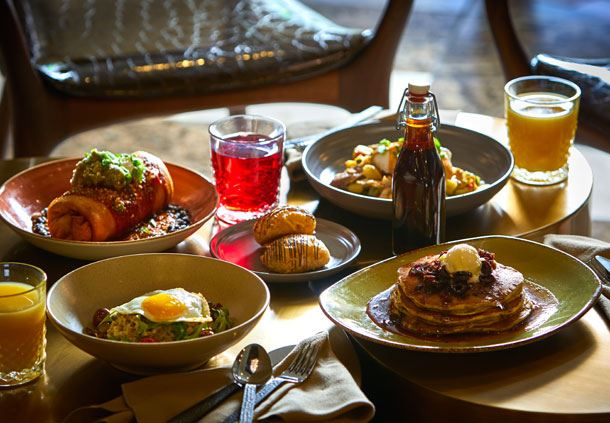 Marston's Cafe