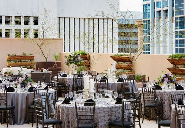 Skyline Terrace Reception