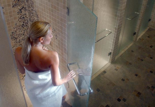 Spa Shower