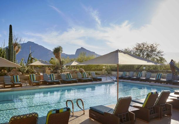 The Spa at Camelback Inn - Outdoor Pool