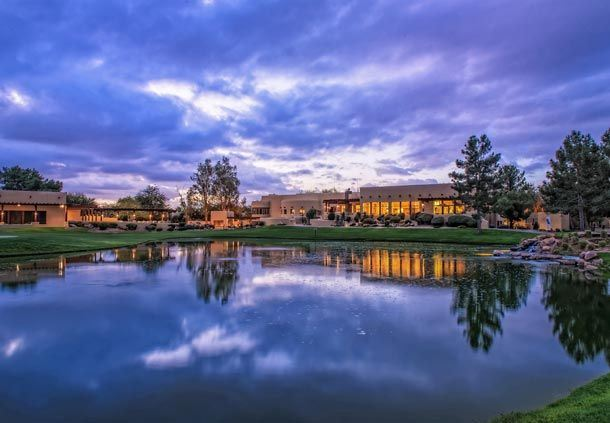 Camelback Golf Club - Clubhouse
