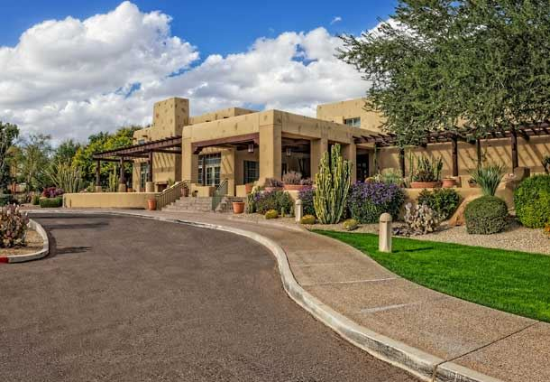 Camelback Golf Club - Front Entrance