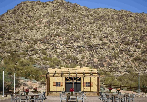 Mummy Mountain - Outdoor Venue