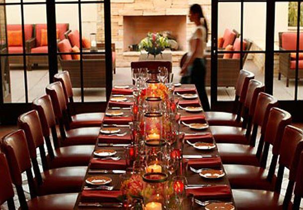 Rita's Kitchen Private Dining Room