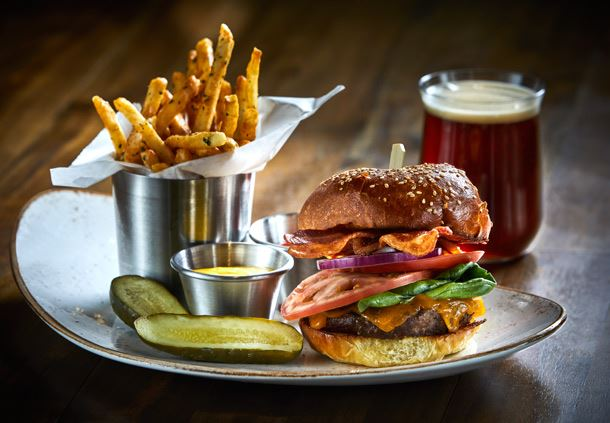The Urban Tavern Burger