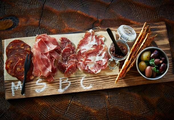 Cured Meat Board