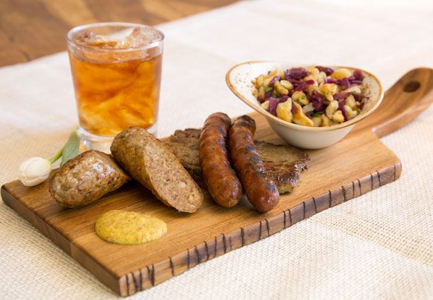 Sausage Board