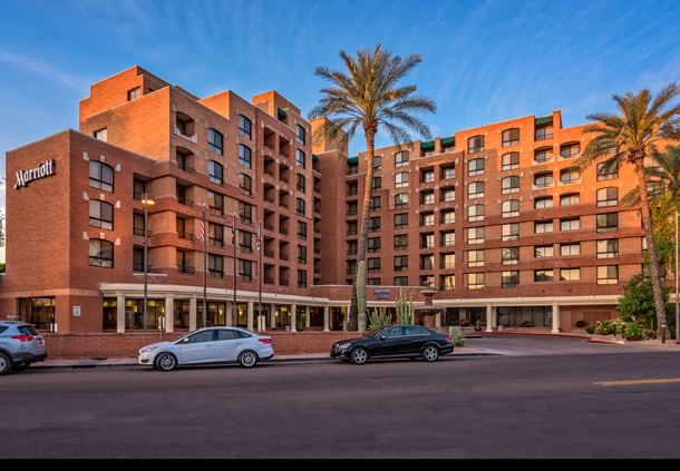 Old Town Scottsdale Hotel
