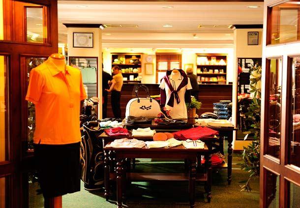 Son Antem Pro Shop