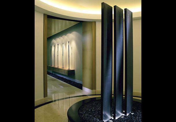 Spa Esmeralda Hallway