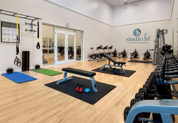 Studio Fit-Classroom