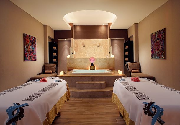Ohtli Spa - Treatment Room