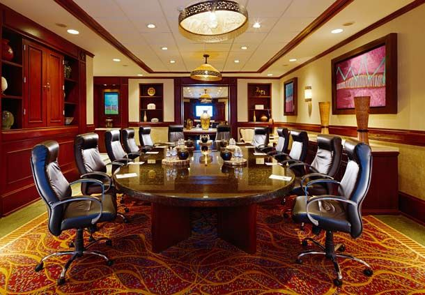 Cancun Boardroom