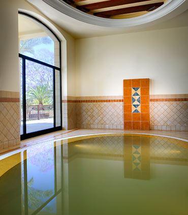 Dead Sea Water Pool