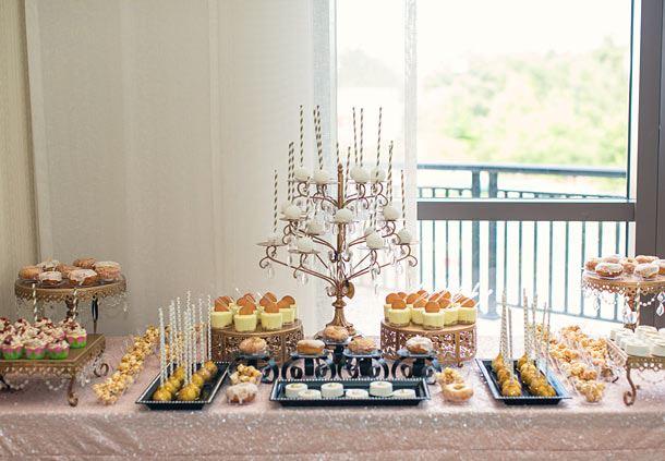 Dessert Presentation