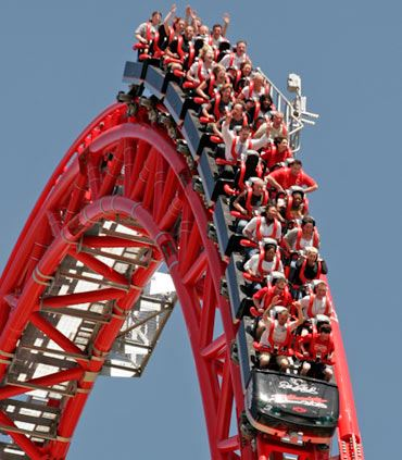 Kings Dominion Intimidator