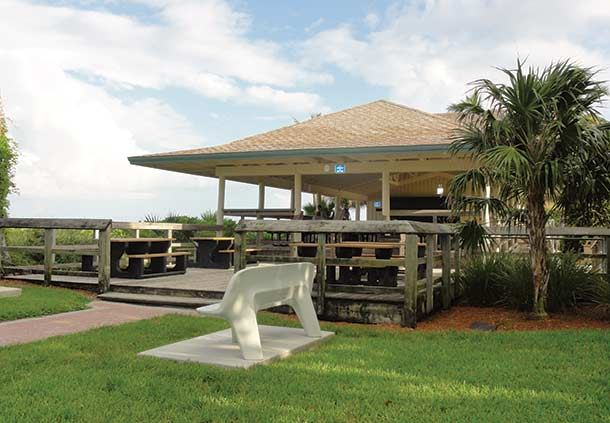 Lowdermilk Park Pavilion
