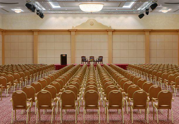 Makarim Meeting Room - Theater Set-up