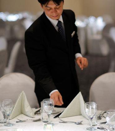 Banquet Staff