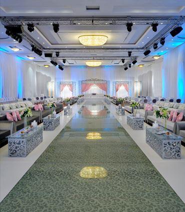 Meeting Room - Wedding Set-up