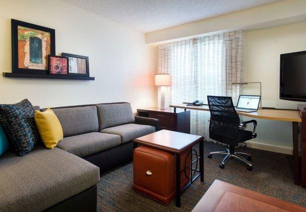 Studio Suite - Living Area