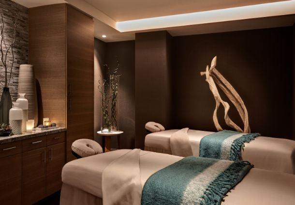 Spa Coronado - Treatment Room