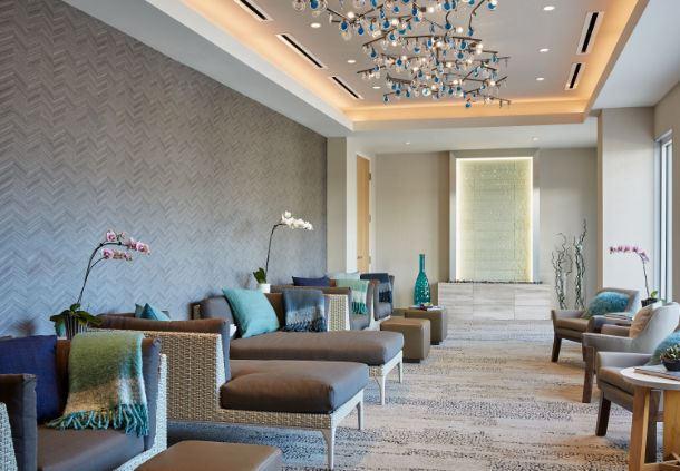 Spa Coronado - Relaxation Room