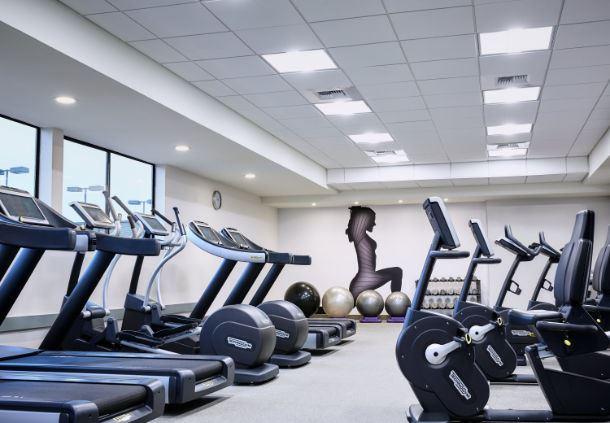Wellness Center Cardio Room