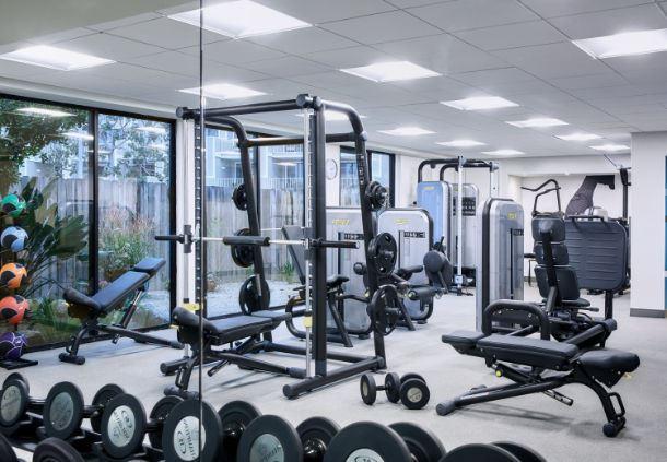 Wellness Center - Free Weights